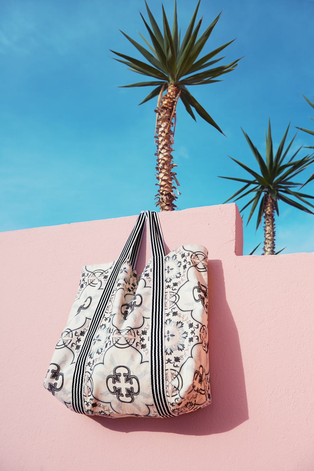 Ace beach bag