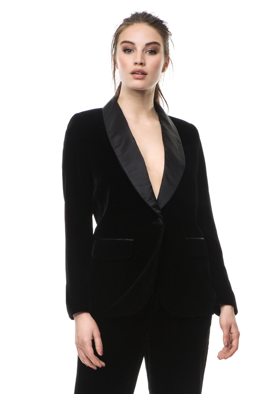 Alma tuxedo jacket
